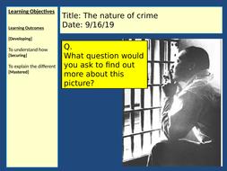 AQA- Crime and Punishment- GCSE