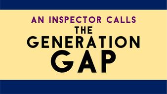 An Inspector Calls: The Generation Gap