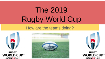 The-2019--Rugby-World-Cup-Scores!.pptx