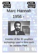 Black History Month - Computing Display