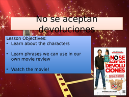 MOVIE REVIEW for 'Instructions Not Included' in SPANISH