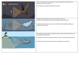 Ultrasound GCSE Physics