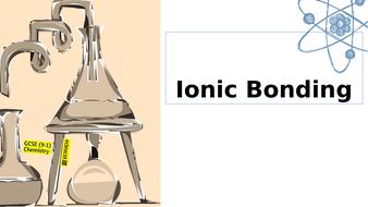 CC1 ionic Bonding  Edexcel Combined Higher 9-1