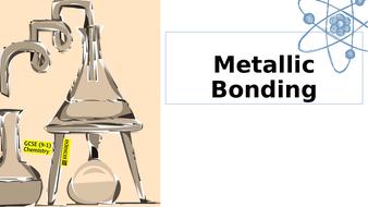CC1 Metallic Bonding  Edexcel Combined Higher 9-1