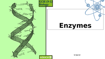 CB1 - 4 Enzymes - Edexcel Combined Higher 9-1 Presentation