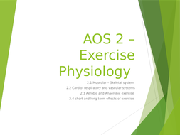 WJEC-GCSE-AOS-2---Exercise-Physiology.pptx