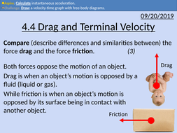 4.4-Drag-and-Terminal-Velocity.pptx