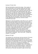 KS2 KS3 Writing resources on the Titanic