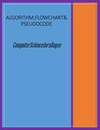Algorithms--flowchart--pseudocode.pdf