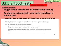 KS4-B3.3.2-Food-tests-.pptx