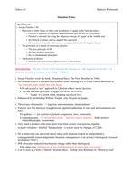 Theme 3: Situation ethics