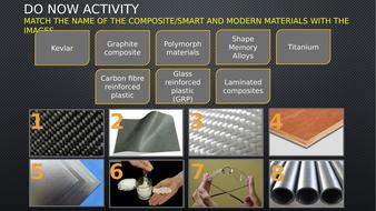 Composites-Smart-Material-Starter-Activity.pptx