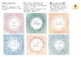 Bee Mindful Affirmation Cards
