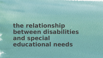 Disabilities-and-Special-Needs.pptx