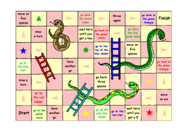 AQA A Buddhist beliefs and practices snakes and ladders
