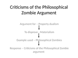 3.-Criticisms-of-the-Philosophical-Zombie-Argument-(print).pptx