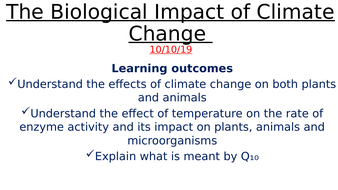 The-Biological-Impact-of-Climate-Change.pptx