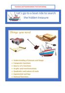 Functions Treasure Hunt Activity
