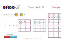Fluency-(Bridging-with-Tens-Frames)---Sample.pdf