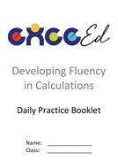 Daily Fluency - Addition & Subtraction