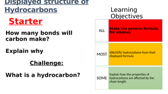 C9.1 Hydrocarbons