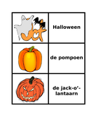 Halloween in Dutch Concentration Games