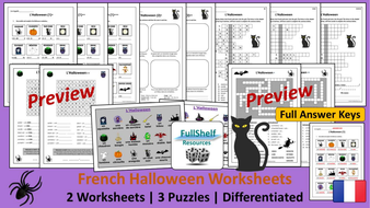 French-Halloween-Worksheets-Preview-TES..pdf
