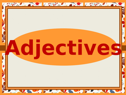 adjectives-worksheets.pptx