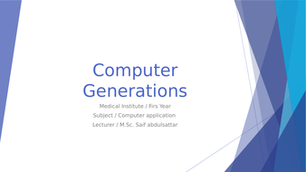Computer-Evolution-First-Year-First-lecture.pptx