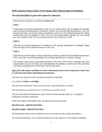 Computer Science 2015 Pre-release material Paper 21