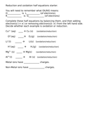 Reduction-and-oxidation-half-equations-starter.doc