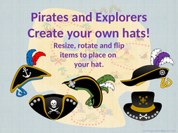 Pirates-and-Explorers---Create-you-own-hat.pptx