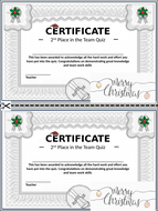 Christmas-2nd-Place-Certificates.pptx