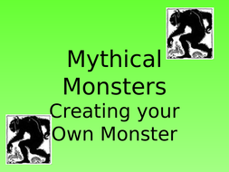 Mythical-Monsters.ppt