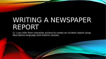 L4---Writing-a-newspaper-report.pptx