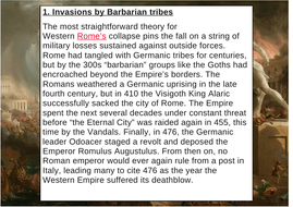 Reasons-for-the-fall-of-Rome-.docx