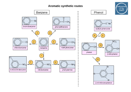 Aromatic-synthetic-routes-blank-chart-and-key.docx