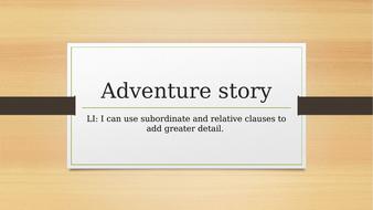 L2---Adventure-story.pptx