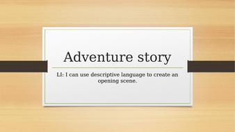 l1---Adventure-story.pptx