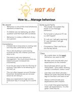 How-to.....Manage-Behaviour.pdf