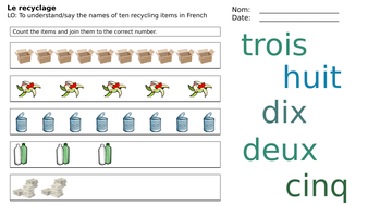 recycling-primary-french-counting-worksheet.pptx