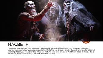 Complete Macbeth  Revision