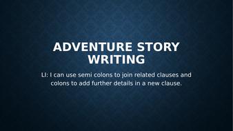 L4---Adventure-Story-Writing.pptx
