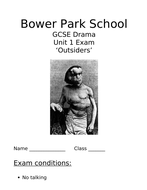 'Outsiders'-booklet---lower-ability.doc