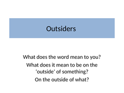 Outsiders.ppt