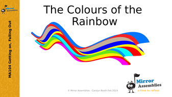 MA104-Colours-of-the-Rainbow---lower-Primary.pptx