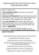Experience-of-Life-in-the-Trenches-Team-Relay-Sheets.docx
