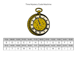 Time-Mystery---Code-Sheet.docx