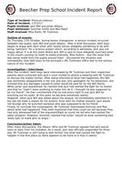 Beecher-Prep-School-Incident-Report.docx