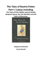 The Tales of Beatrix Potter Guided Reading Part I